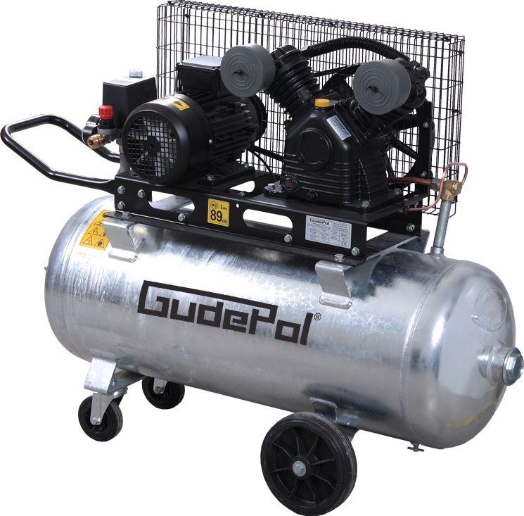 Sprężarka tłokowa GudePol HD 40-90-510