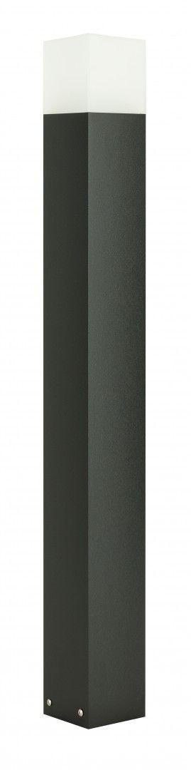 Lampa stojąca ogrodowa Cube Max CB-MAX 1000 BL Czarny IP44 - Su-ma Do -17% rabatu w koszyku i darmowa dostawa od 299zł !