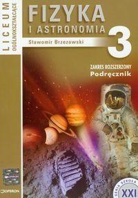 Fizyka i astronomia 3 Podręcznik