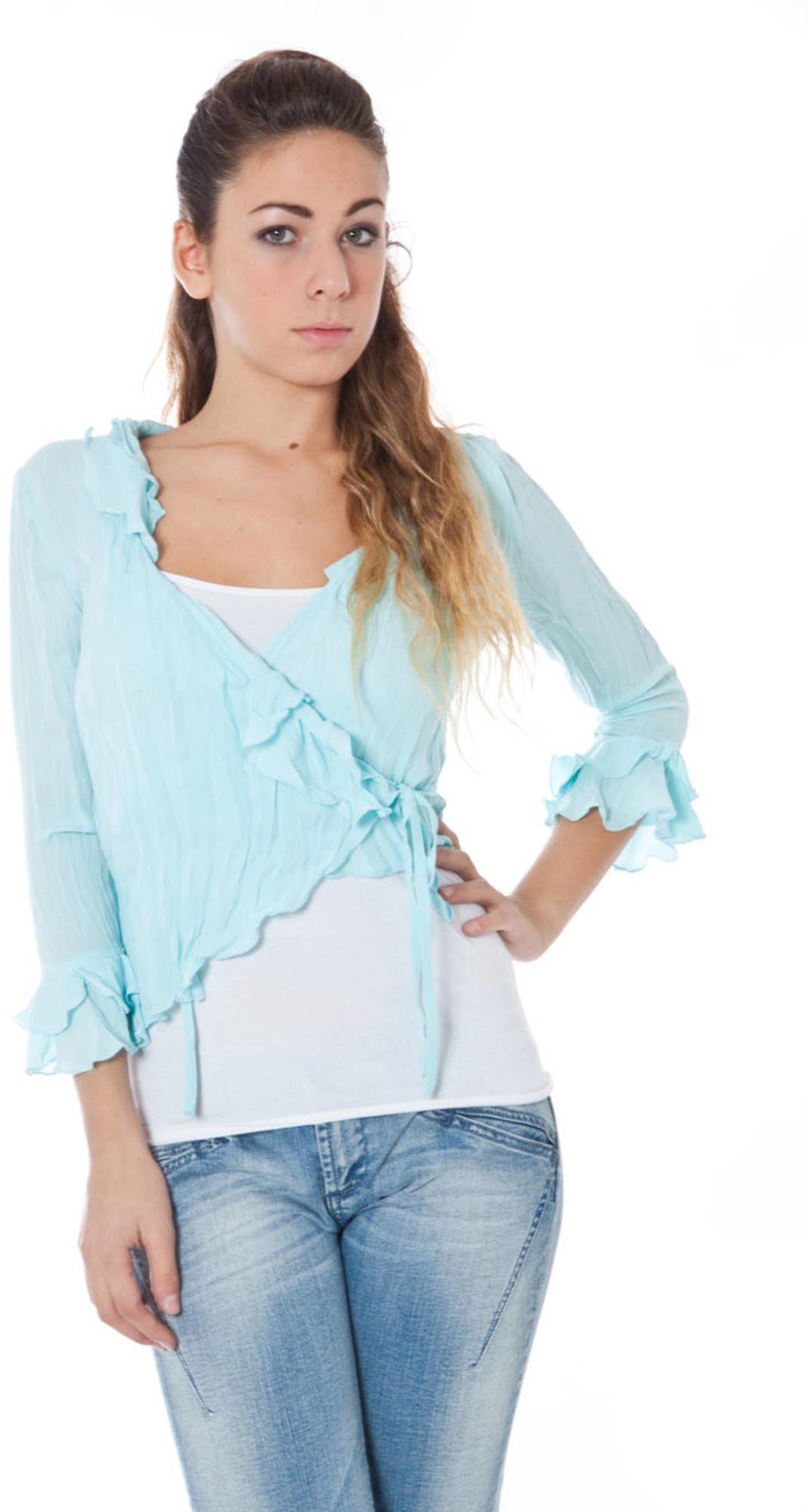 PHARD Shirt long sleeves Women