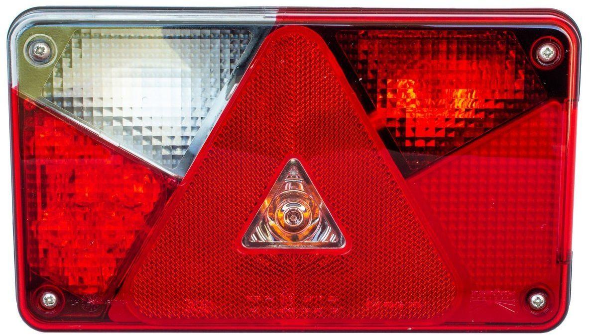 Lampa tylna zespolona Asp ck Multipoint V LED prawa