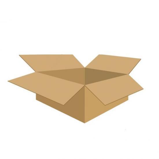 Karton klapowy tekt 3 - 582 x 382 x 179 420 g/m2 fala B