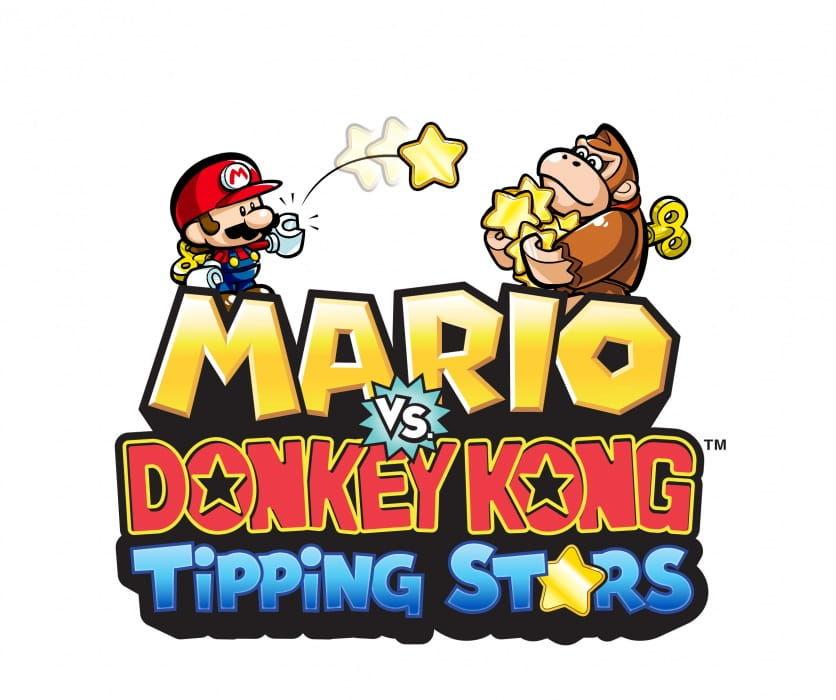 Gra Mario vs Donkey Kong: Tipping Stars (3DS)