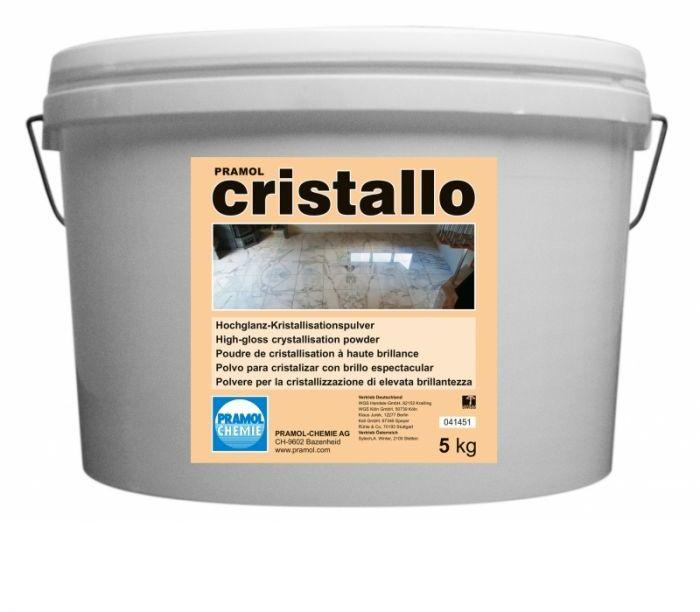 Cristallo - Proszek do krystalizacji marmuru