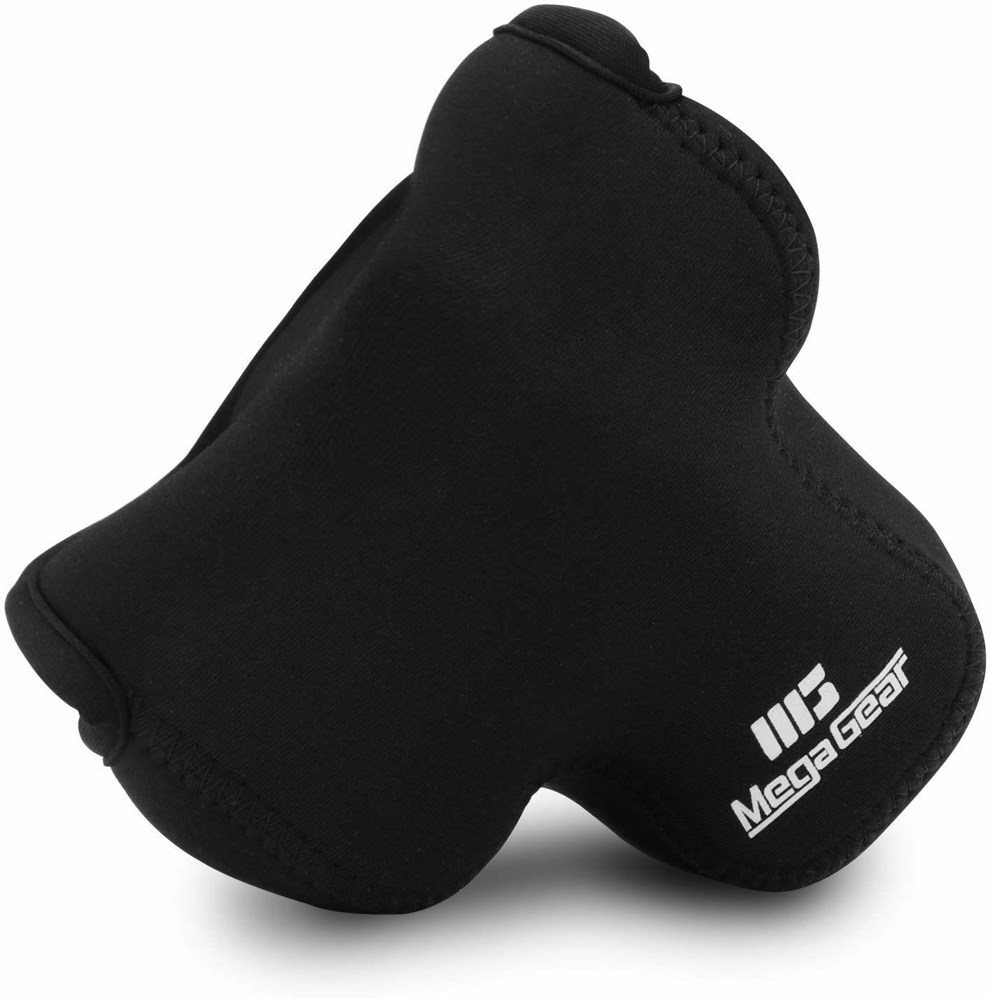 MegaGear MG1036 Canon EOS M50, M5 (15-45) ultralekka torba na aparat z neoprenu - czarna