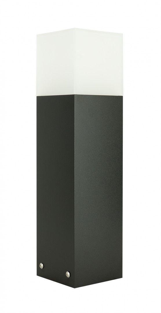 Lampa stojąca ogrodowa Cube Max CB-MAX 400 BL Czarny IP44 - Su-ma Do -17% rabatu w koszyku i darmowa dostawa od 299zł !
