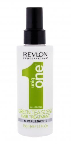 Revlon Professional Uniq One Green Tea Scent maska do włosów 150 ml dla kobiet