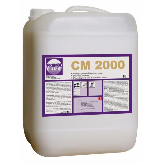 Pramol CM-2000 - Delikatny preparat do pielęgnacji mebli