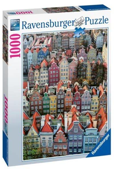 Puzzle 1000 Polskie Miasto - Ravensburger