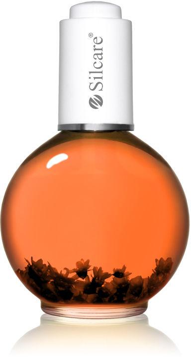 Oliwka do paznokci i skórek z kwiatkami Mango Orange 75 ml