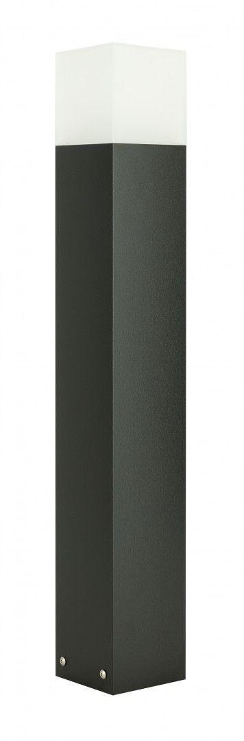 Lampa stojąca ogrodowa Cube Max CB-MAX 700 BL Czarny IP44 - Su-ma Do -17% rabatu w koszyku i darmowa dostawa od 299zł !