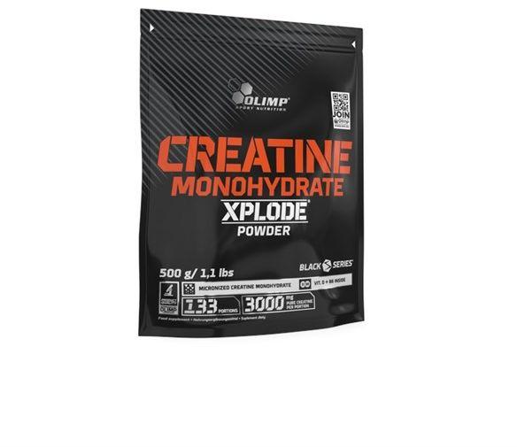 Creatine Monohydrate Xplode Powder 500g