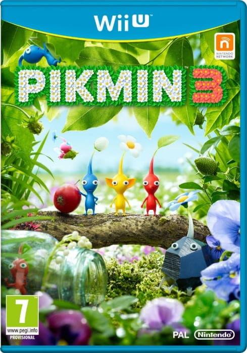Gra Pikmin 3 (WiiU)