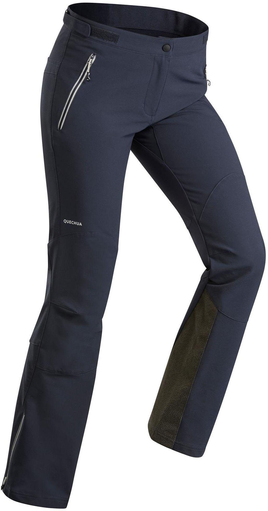 Spodnie turystyczne damskie Quechua SH900 x-Warm