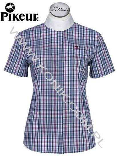 Koszula konkursowa junior - PIKEUR- wzór 2