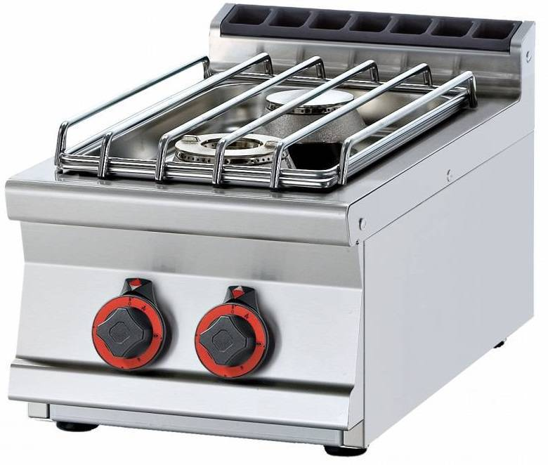 Kuchnia gazowa 13000W 400x700x(H)280mm
