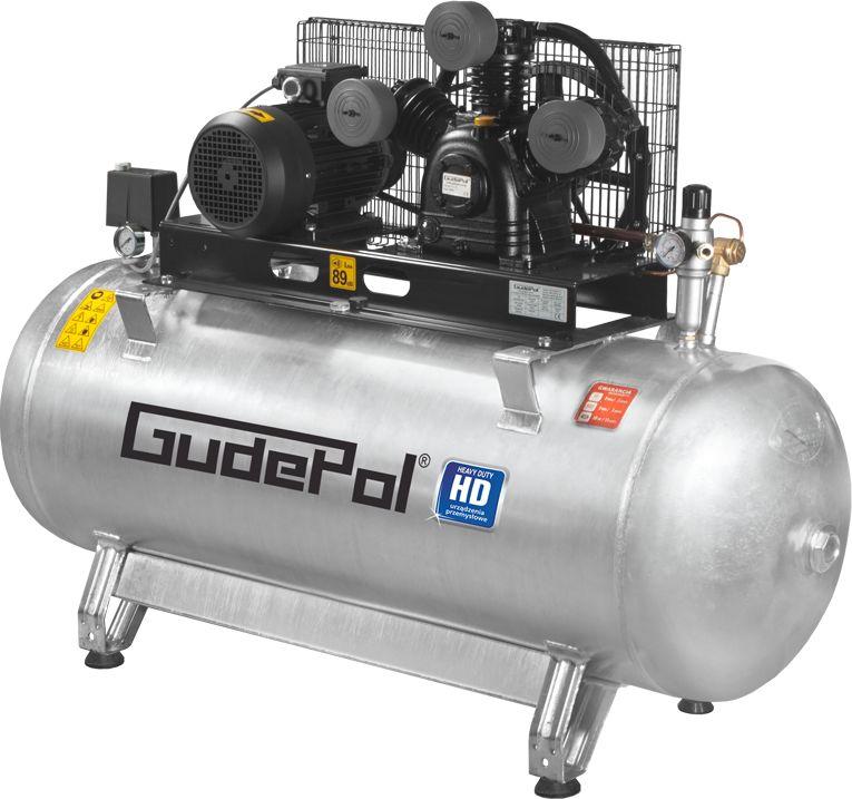 Sprężarka tłokowa GudePol HDT 50-270-580-15 bar