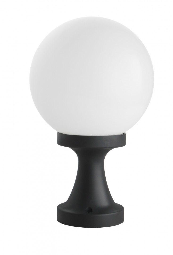 Lampa stojąca ogrodowa KULE CLASSIC II K 4011/1/KF Czarny IP43 - Su-ma Do -17% rabatu w koszyku i darmowa dostawa od 299zł !