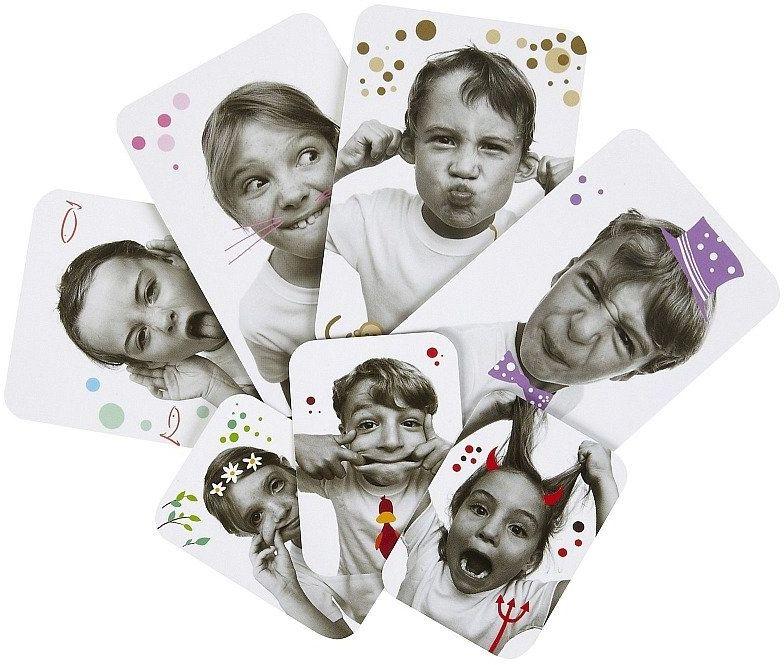 Zabawne miny, DJ05169-Djeco, gry dla dzieci