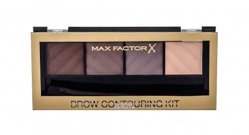 Max Factor Brow Contouring Kit zestawy i palety do brwi 1,8 g dla kobiet