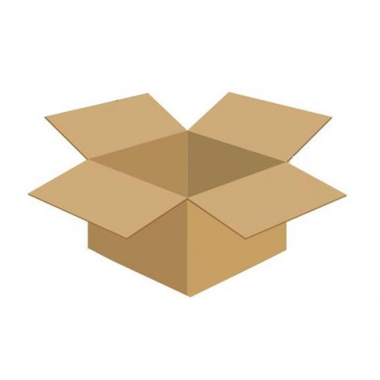 Karton klapowy tekt 3 - 189 x 189 x 183 440 g/m2 fala B