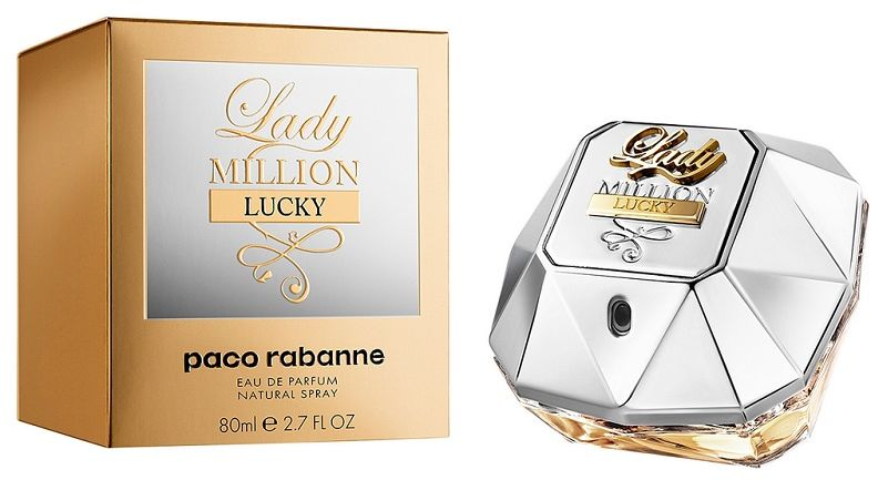 Paco Rabanne Lady Million Lucky woda perfumowana - 50ml