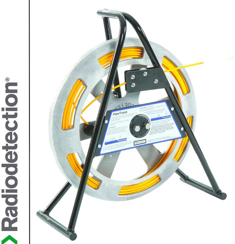 Radiodetection FlexiTrace elastyczny przewód z sondą