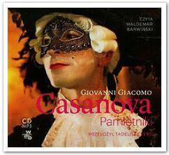 CASANOVA. PAMIĘTNIKI AUDIOBOOK Giovanni Giacomo