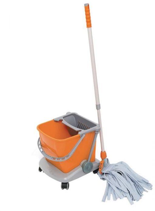 Wózek do sprzątania z mopem MIKRO I Splast