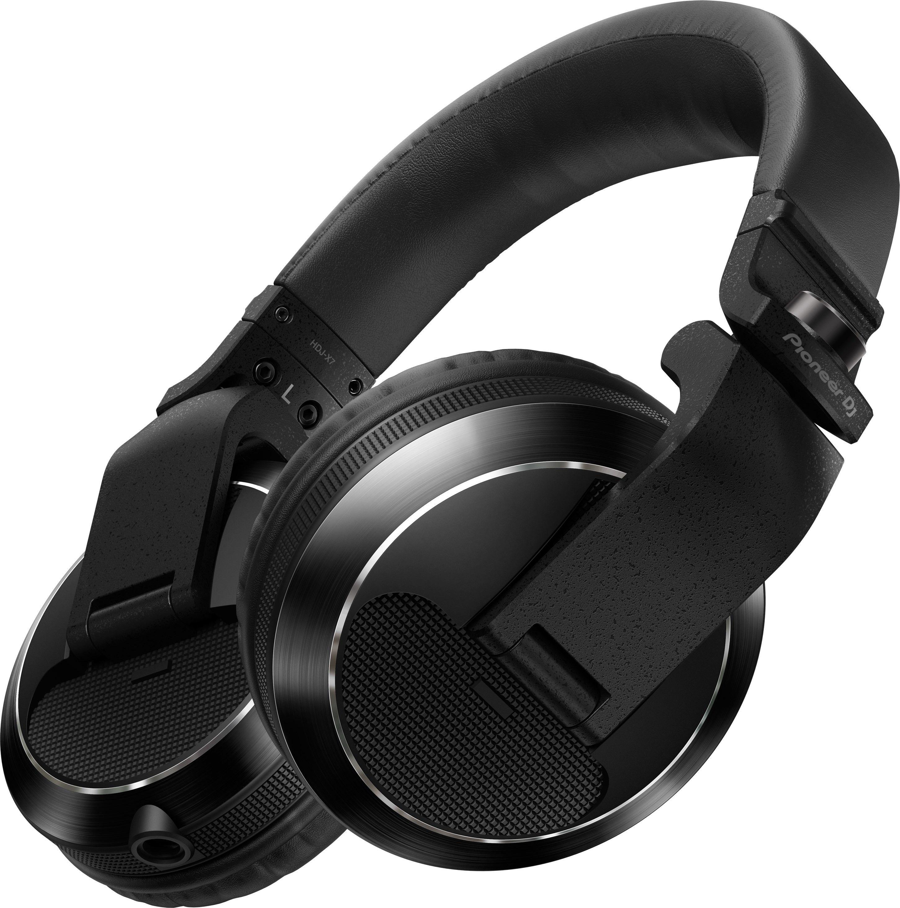 PIONEER HDJ-X7-S - srebrne słuchawki DJ serii X
