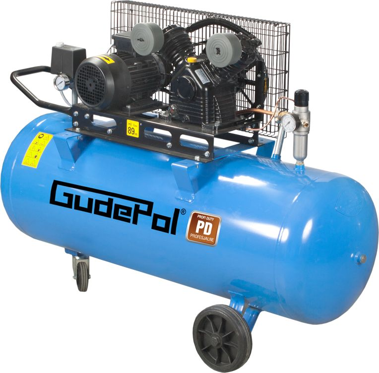 Sprężarka tłokowa GudePol PD 40/200/510 230 V