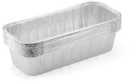 Aluminiowe miski ociekowe
