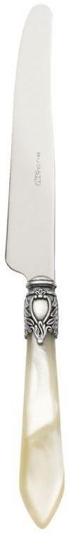 Casa bugatti - oxford nóż stołowy - kość słoniowa