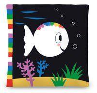 Moja pierwsza rybka Książeczka sensoryczna - Guido van Genechten
