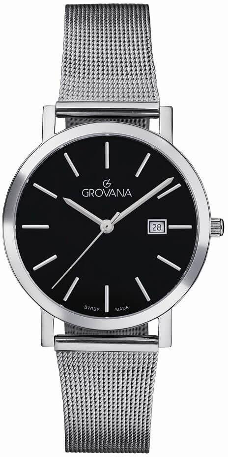 Zegarek Grovana 3230.1137 - CENA DO NEGOCJACJI - DOSTAWA DHL GRATIS, KUPUJ BEZ RYZYKA - 100 dni na zwrot, możliwość wygrawerowania dowolnego tekstu.