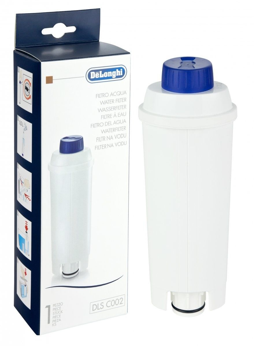 Zestaw DeLonghi DLSC002 filtr + Eco MultiClean DLSC550 250ml