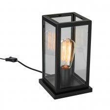 Laverno lampa stołowa 1-punktowa MT-202621-1-B