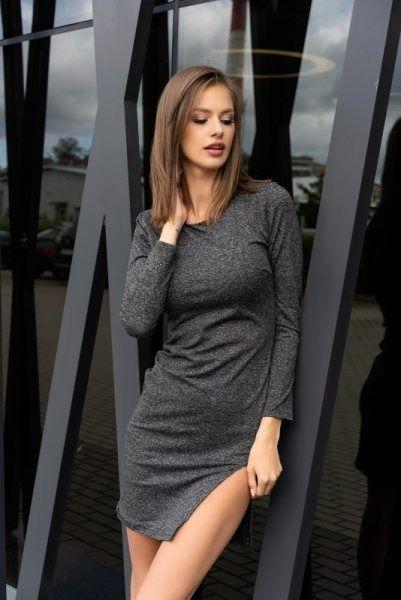 Sukienka damska merribel agnisam grey