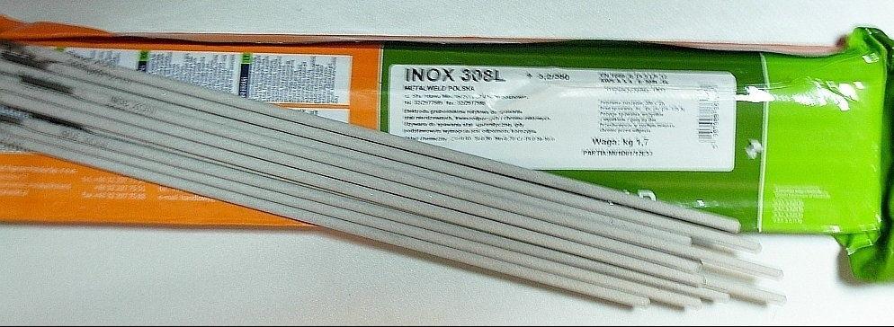 ELEKTRODA INOX 308L 3,2 OP. 1,7