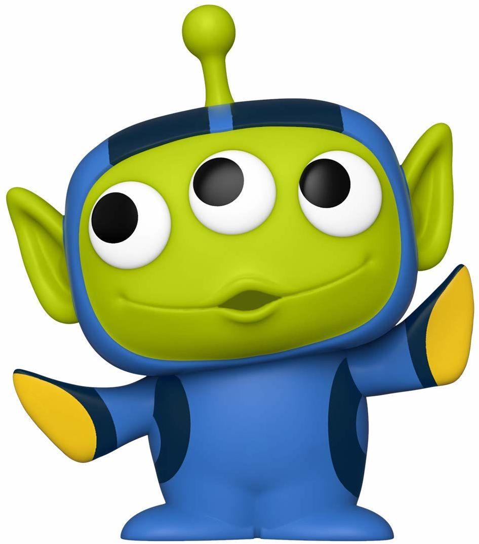 FUNKO POP! KEYCHAIN: Pixar- Alien as Dory