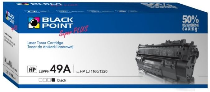 BLACK POINT LBPPH49A / Q5949A (black)