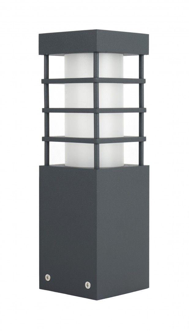 Lampa stojąca ogrodowa RADO II 3 DG Ciemny popiel IP54 - Su-ma Do -17% rabatu w koszyku i darmowa dostawa od 299zł !
