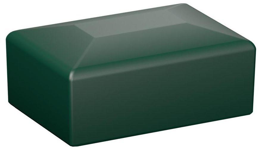 Kapturek do słupka 40 x 60 mm 6 szt. zielony POLARGOS