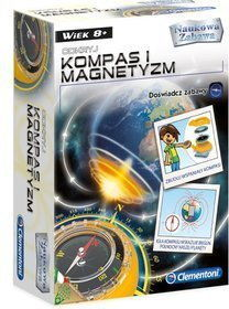 Clementoni - Kompas i magnetyzm 60050