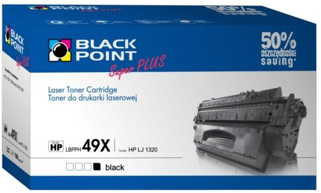 BLACK POINT LBPPH49X / Q5949X (black)