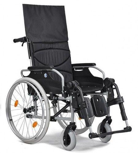 Vermeiren Wózek inwalidzki specjalny D200 30  z regulacją oparcia