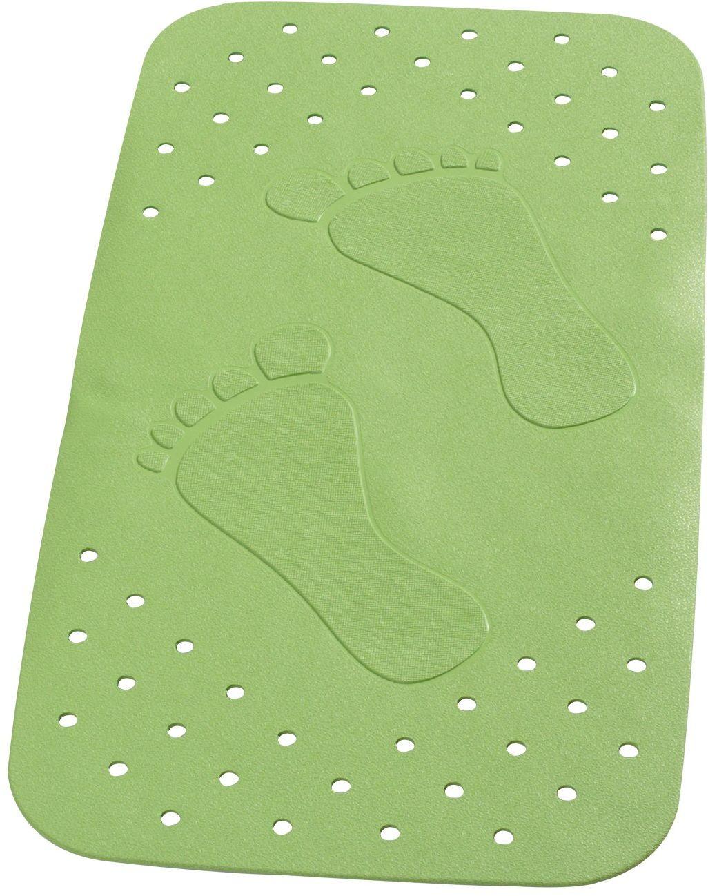 RIDDER 67075-350 mata do wanny ok. 38 x 72 cm, płaskostopia neonowy zielony