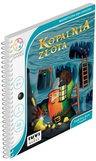 Smart Games Kopalnia Złota (PL) IUVI Games
