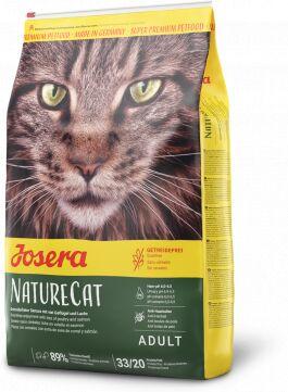 Josera NatureCat Karma Dla Dorosłych Kotów 2 kg