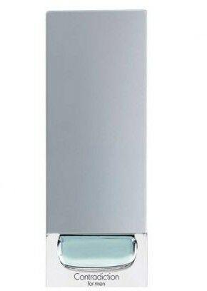 CALVIN KLEIN CONTRADICTION FOR MEN 100ml woda toaletowa